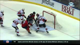 Gotta See It: High stick leaves Jagr a bloody mess