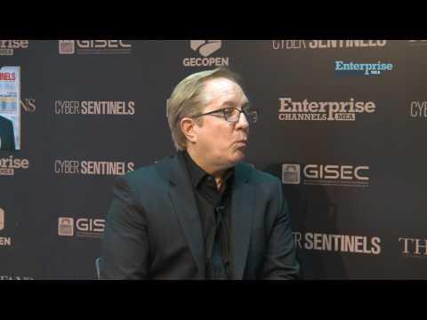 Eddie Schwartz- VP Cyber Services, Dark Matter