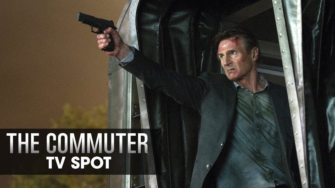 Liam Neeson has no Idea What He's Up Against in Mystery-Thriller 'The Commuter' (Clip) with Vera Farmiga