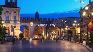 Verona Italy  city photo : Verona - Italy - UNESCO World Heritage Site