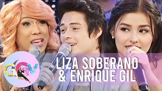 Video Vice and Liza compete for Enrique's heart MP3, 3GP, MP4, WEBM, AVI, FLV Mei 2018