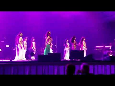 Opening Performance For Sunidhi Chauhan And Badshah Rhythmaya Dance
