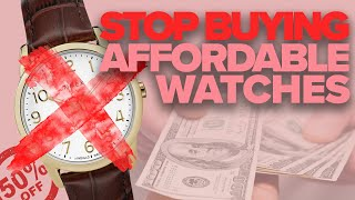 Video Stop Buying So Many Affordable Watches! (Subscriber Giveaway) MP3, 3GP, MP4, WEBM, AVI, FLV Juli 2018