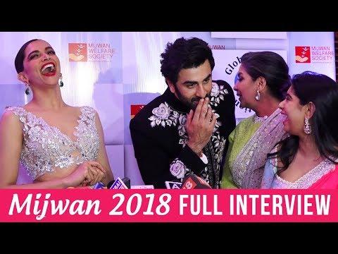 Mijwan 2018: Deepika Padukone And Ranbir Kapoor FU