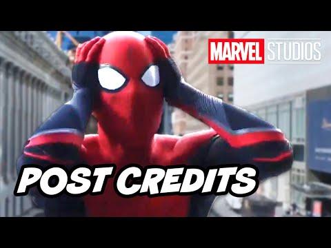 Spider-Man Far From Home Ending - Post Credit Scene Breakdown