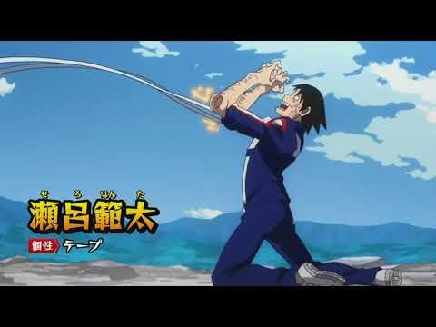 Boku no Hero Academia Season 3 [MOTIVATIONAL AMV]- Striving To Win