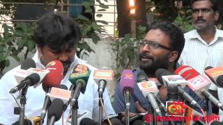 Thanga Meenkal Movie Press meet by video.maalaimalar.com