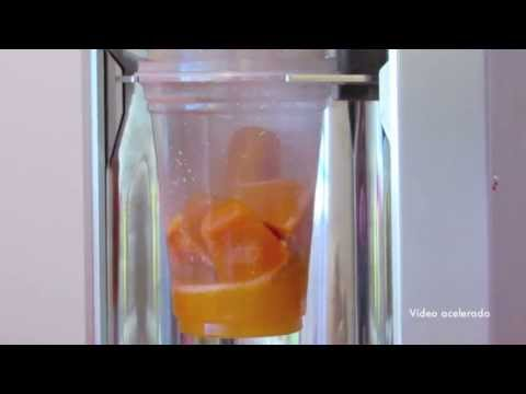 Apresentação do sistema Juice in Time видео