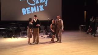 2017 Danilo&Valentina performing with Michael&Evita in NYC