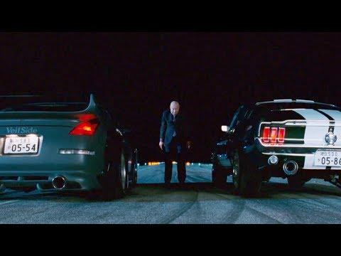 FAST and FURIOUS: TOKYO DRIFT - Final Race (Mustang vs 350Z) #1080HD