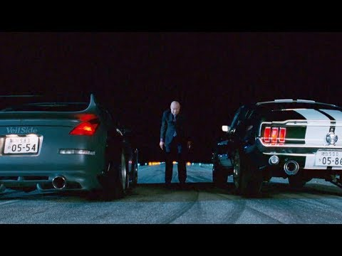FAST And FURIOUS: TOKYO DRIFT - Final Race (Mustang Vs 350Z) #1080HD