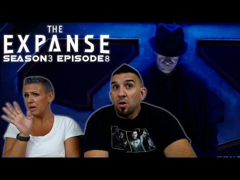 The Expanse Season 3 Episode 8 'It Reaches Out' REACTION!!