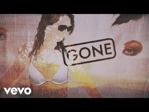 Gone Lyric Video [Feat. Ty Dolla $ign]