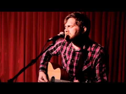 singer songwriter - Josh Doyle's winning performance of