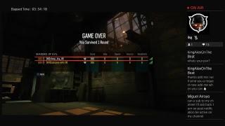 Black ops 3 veruckt super fast rounds 115 monkey fail :/