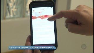 Sociedade Brasileira de Queimaduras lança aplicativo para auxiliar na prevenção de acidentes