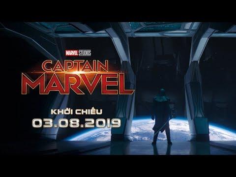 ĐẠI ÚY MARVEL - CAPTAIN MARVEL TRAILER 2 | Khởi chiếu toàn quốc ngày 08.03.2019 - Thời lượng: 2 phút, 22 giây.