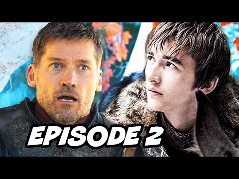 Game of Thrones Season 8 Episode 2 - TOP 10 WTF and Easter Eggs