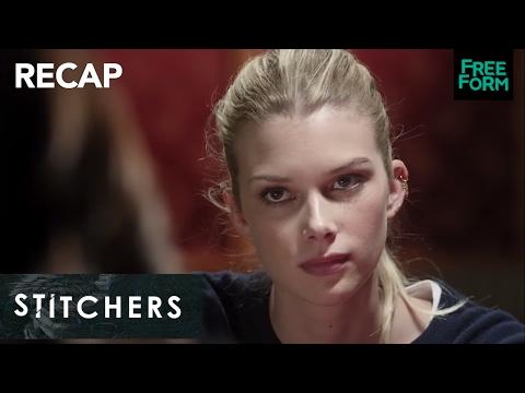 Stitchers   Season 1 & 2 Recap   Freeform