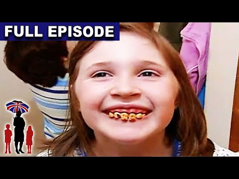 The McAfee Family - Season 3 Episode 10 | Full Episodes | Supernanny USA