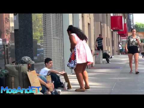 Не суди людей по внешности! (видео)