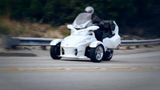 9. 2011 Can-Am Spyder RT Limited