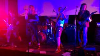 """Video Self-Defence - Volnej pád - Live at KLUB 66 """"Radost"""" (10.7.2015,"""