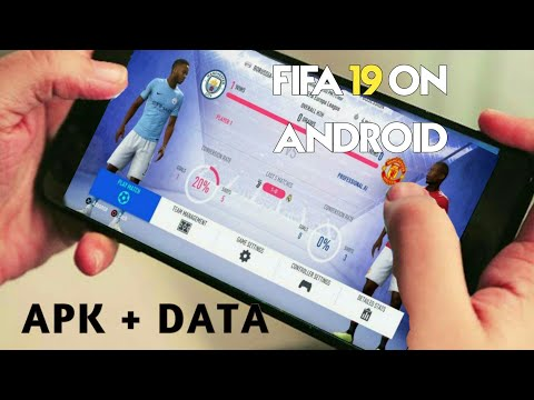 How To Download Fifa 19 On Android [apk+data] | Offline