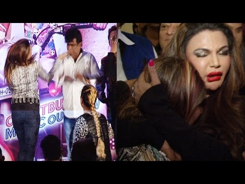 Drama Queen Rakhi Sawant Makes A Come Back