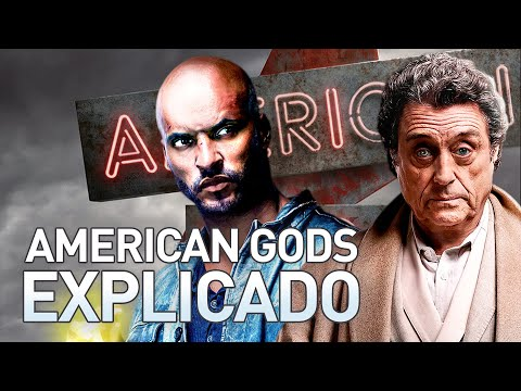 American Gods – Resumen y mitología de la temporada 1 | Amazon Prime Video