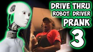 Video Drive Thru Robot Driver Prank 3 MP3, 3GP, MP4, WEBM, AVI, FLV September 2017