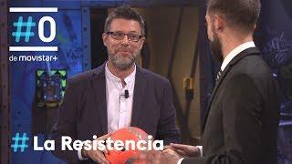 Video LA RESISTENCIA - La entrevista sorpresa de Quequé vol. IV | #LaResistencia 25.04.2018 MP3, 3GP, MP4, WEBM, AVI, FLV Agustus 2018