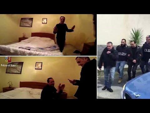 Ιταλία: Συνελήφθη ο «Χορευτής» της μαφίας
