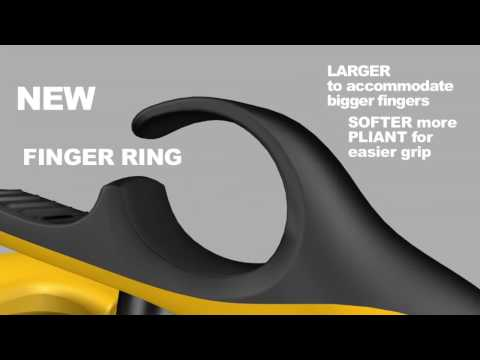 HeadBlade MOTO: Improved Finger Ring