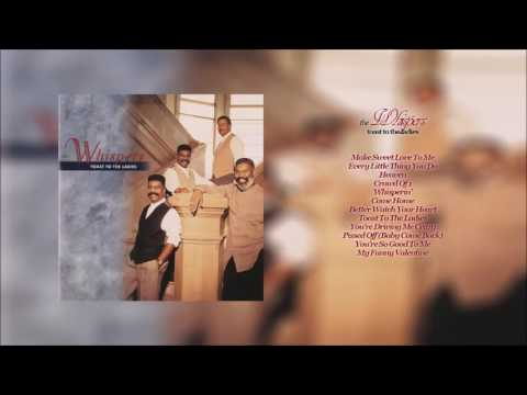 The Whispers 'Toast To The Ladies' [HD] with Playlist