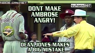 Video Dont make AMBROSE angry! WORLD SERIES FINAL - Dean jones makes a big mistake MP3, 3GP, MP4, WEBM, AVI, FLV Januari 2019