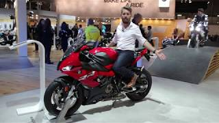 6. OMG! 2019 BMW S1000RR - quick review from EICMA 2018