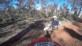 8. TE630 and DR650 August 2015 Perth Hills