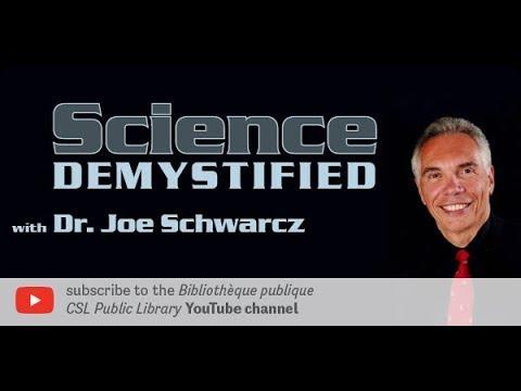 Dr. Joe Schwarcz: COVID-19 science // Science Demystified