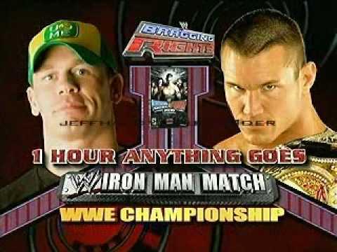 Bragging Rights John Cena Vs Randy Orton Promo Oficial En Español Latino