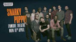Don't miss these sensational artists in Sydney over April 2017. Snarky Puppy, Nahko and Medicine for the People, Slightly Stoopid and The Record Company. All the info at www.bluesfesttouring.com.au