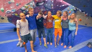 The Crew Battle Continues - Episode 2 by Eric Karlsson Bouldering