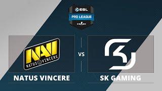 Na'Vi vs SK, game 1
