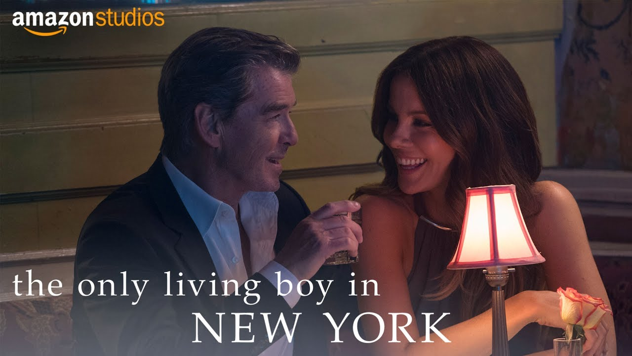 Watch Jeff Bridges Mentor Callum Turner in Love in 'The Only Living Boy in New York' (Trailer) with Pierce Brosnan, Kate Beckinsale & Kiersey Clemons