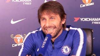 Download Video Antonio Conte Full Pre-Match Press Conference - Chelsea v Bournemouth - Carabao Cup MP3 3GP MP4