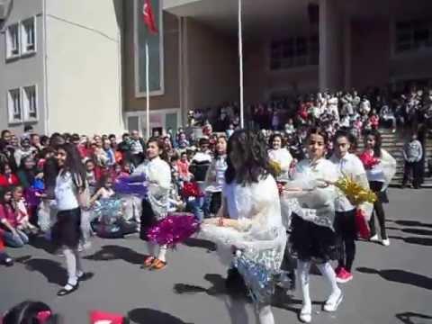 23 Nisan Yatcaz Kalkcaz - 5C - Dansımız Mustafa Sarıgül'e hediyedir
