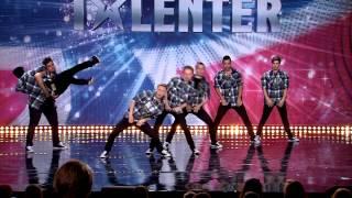 Norske Talenter 2012 - Mixmaster Cru Full Audition