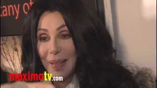 Cher Interview On Burlesque Premiere