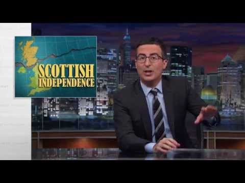 Tonight - Scotland is about to vote on whether to secede from the UK. There are solid arguments on both sides. But none of that makes bagpipes good to listen to…or doe...