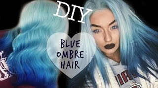 Well, I'm definitely not filming a hair dying diy again lol IT WAS SUCH A MESS HAHAHAAnd remember guys, I'm not a professional hair stylist, I just do things how I want to and make sure you're always careful while bleaching and dying your hair. Bleaching will damage your hair, so have that in mind!SUBSCRIBE TO MY CHANNEL HERE: http://bit.ly/2gBt8udINSTAGRAM: https://www.instagram.com/naomijon/SNAPCHAT: NurWegenAnnaBUSINESS: Naomijon@gmx.dePRODUCTS USED:Syoss Professional Performance 13-5 Lightener: http://amzn.to/2gzIvXvDirections Midnight Blue: http://amzn.to/2fuEyUyEbony: http://amzn.to/2fYAB6wMusic: https://www.youtube.com/watch?v=rWVjht-MIto (NCS Release)Love yaaaa, NaeNaes!